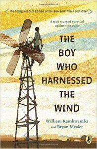 boy harness-wind