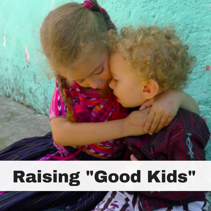 Raising Good Kids 2